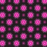 Fundo floral sem emenda abstrato Imagens de Stock Royalty Free