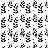Fundo floral simples Imagens de Stock Royalty Free