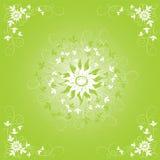 Fundo floral, vetor Imagem de Stock Royalty Free