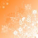 Fundo floral, vetor Foto de Stock Royalty Free