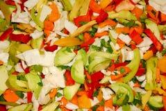 Fundo fresco do MX dos vegetais do jardim Imagem de Stock Royalty Free