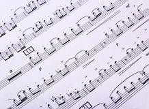 Fundo Funky da música Imagens de Stock Royalty Free