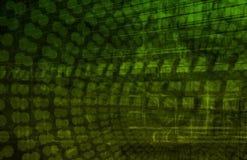 Fundo futurista da tecnologia ilustração do vetor