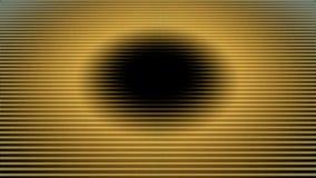 Fundo futurista do círculo Anel da energia da cor ilustração royalty free