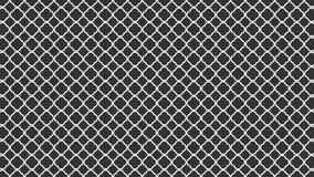 Fundo geométrico à moda ilustração royalty free