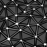 Fundo geométrico Fotografia de Stock