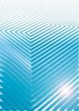 Fundo geométrico abstrato Fotografia de Stock Royalty Free