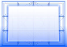 Fundo geométrico abstrato - 17 Imagem de Stock Royalty Free