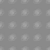 Fundo geométrico abstrato cinzento Foto de Stock