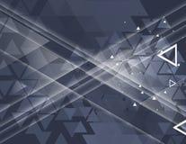 Fundo geométrico abstrato colorido para o projeto ilustração royalty free
