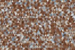 Fundo geométrico abstrato com forma do teste padrão da tira do triângulo Ilustração, desenho, arte & papel de parede ilustração do vetor