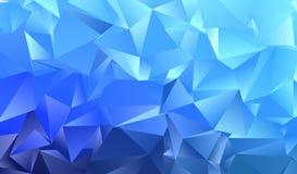 Fundo geométrico abstrato Textura ilustração royalty free