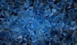 Fundo geométrico abstrato Textura Foto de Stock Royalty Free