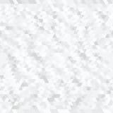 Fundo geométrico cinzento Teste padrão cinzento abstrato Fotografia de Stock