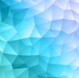 Fundo geométrico colorido abstrato Fotos de Stock