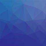 Fundo geométrico colorido abstrato Foto de Stock Royalty Free