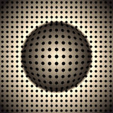 Fundo geométrico das ilusões Fotografia de Stock Royalty Free