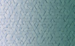 Fundo geométrico do estilo com triângulos rendi??o 3d ilustração stock