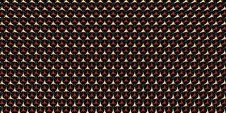 fundo geométrico do papel de parede do sumário do Weave 3D Fotos de Stock Royalty Free