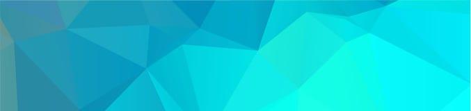 fundo geométrico do projeto do fundo no estilo e no abst do origâmi Foto de Stock Royalty Free