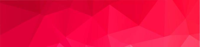 fundo geométrico do projeto do fundo no estilo e no abst do origâmi Imagem de Stock Royalty Free