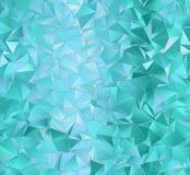 Fundo geométrico do triângulo poligonal do papel de parede Fotos de Stock
