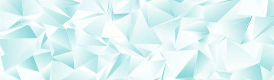 Fundo geométrico do triângulo poligonal do papel de parede Fotografia de Stock