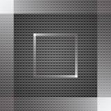 Fundo geométrico escuro ilustração do vetor