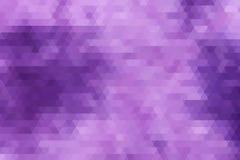 Fundo geométrico roxo da textura fotos de stock