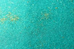 Fundo glittery azul imagens de stock