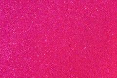 Fundo glittery cor-de-rosa imagem de stock