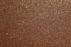 Fundo glittery de Brown imagens de stock royalty free