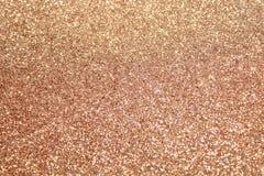 Fundo glittery do ouro fotografia de stock