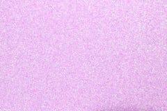 Fundo Glittery na cor COR-DE-ROSA fotos de stock
