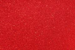 Fundo glittery vermelho foto de stock royalty free