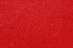 Fundo glittery vermelho imagem de stock