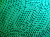 Fundo greenish pontilhado fotografia de stock