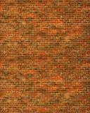 Fundo HDR dos tijolos Fotografia de Stock Royalty Free