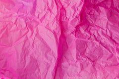 Fundo horizontal da textura do rosa, papel bloqueado fotos de stock royalty free