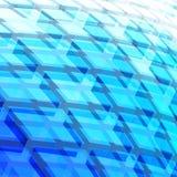Fundo ilustrado da tecnologia conceito abstrato Imagem de Stock