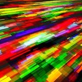 Fundo ilustrado da tecnologia conceito abstrato Fotografia de Stock