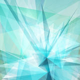 Fundo ilustrado da tecnologia conceito abstrato Imagem de Stock Royalty Free