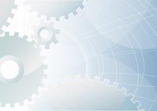 Fundo industrial da tecnologia ilustração do vetor
