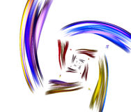 Fundo iridescent bonito Fotografia de Stock Royalty Free