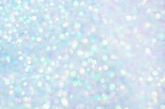 Fundo iridescente de Bokeh Foto de Stock Royalty Free