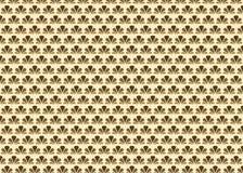 Fundo isométrico retro abstrato da forma Ilustração Royalty Free