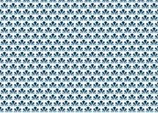 Fundo isométrico retro abstrato da forma Ilustração Stock