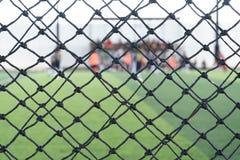 Fundo líquido do futebol ou do futebol, Imagem de Stock Royalty Free
