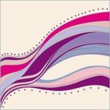 Fundo lilás ilustração stock