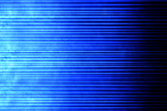 Fundo linear azul Fotografia de Stock